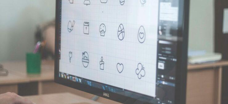 Visual Perception: Icons vs Copy in UI