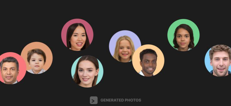 Generated Photos Team Releases API for Face Images Made by AI