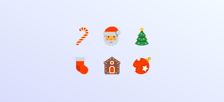 Jingle Bells: 21 Packs of Christmas Clipart and Icons