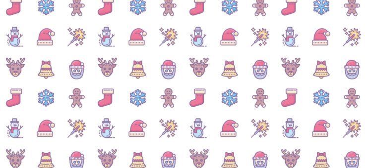 How to Create Seamless Christmas Pattern: Step by Step Tutorial