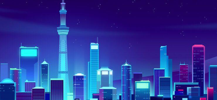 Graphic Design Inspiration: 18 Digital Illustrations to Feel City Spirit