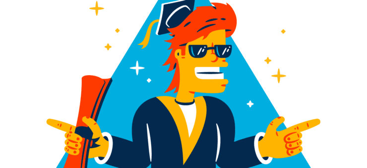Too Cool for School: 15 Free Vector Illustrations on Education