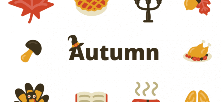 Design Freebie: Download a Free Pack of Fall Vector Graphics
