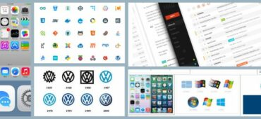 Why Are So Many Companies Changing to Flat Logo Design?
