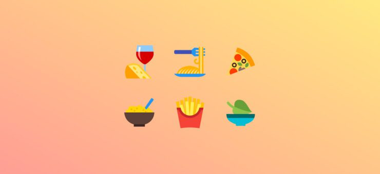 Finger Licking: 19 Packs of Free Food Clipart and Icons