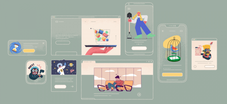 Design Resources: Ouch! Free Vectors to Class Up Your Product