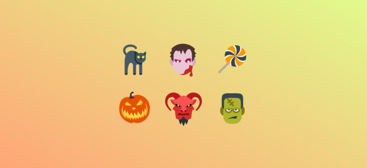 Trick or Treat: 19 Packs of Free Halloween Clipart and Icons