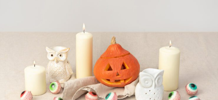 Trick or Treat: Free Halloween Photos for Design and Marketing