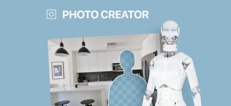 Photo Creator 2.0: Free Photo Collage Maker with AI Magic