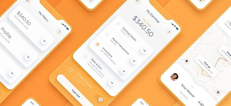 UI Inspiration: 20 Eye-Pleasing Mobile Design Concepts