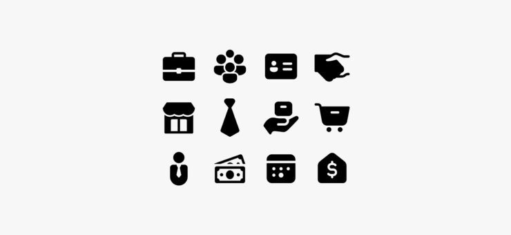 Fluent System Icons: Outline and Filled Graphics on Popular Topics