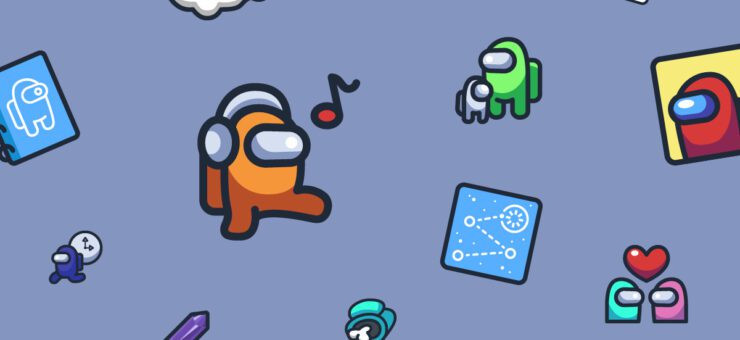 Among Us: Download the Icon Set Inspired by the Game