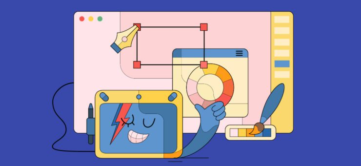 How To Build an Illustration Portfolio That Gets You Hired