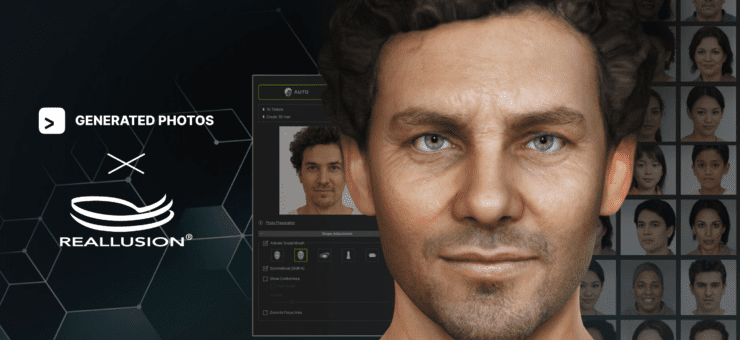 How To Turn Generated Photos into 3D + Special Offer from Reallusion