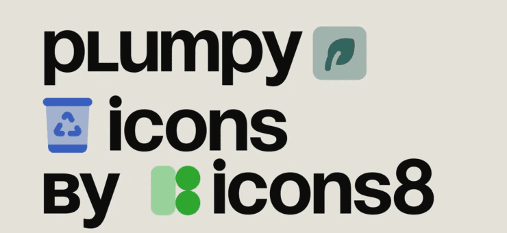 Plumpy Icons | 4350 Modern And Friendly Duotone Icons By Icons8
