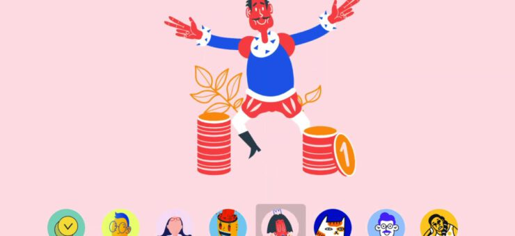 Animated Illustrations – 100+ Moving Pictures to Liven Up Your Designs